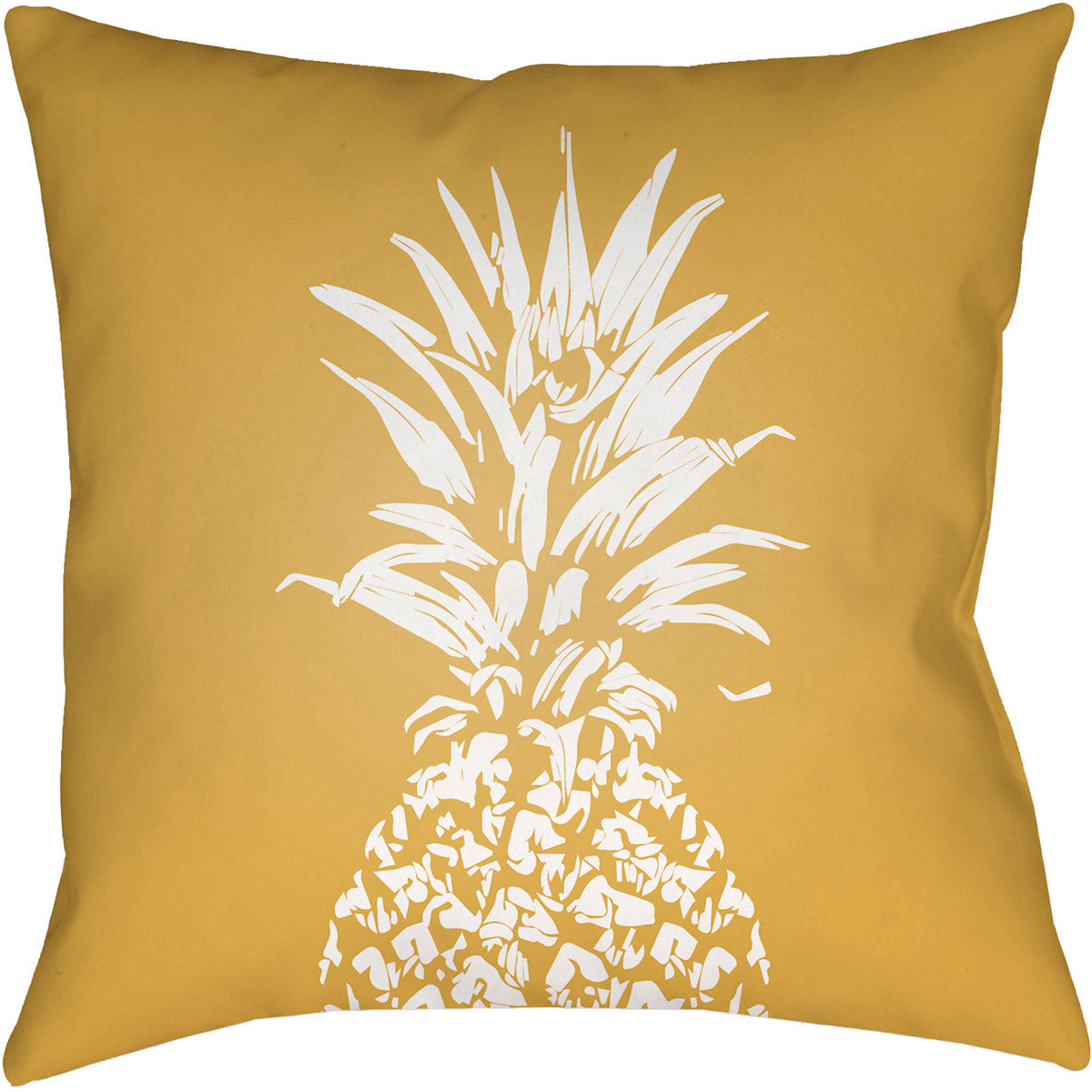 Pineapple Outdoor Pillow