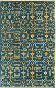 Lily of the Valley Rug, 8'x10'