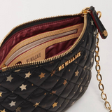 MZ Wallace XS Ruby Bag in Gold Star