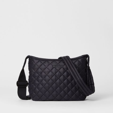 MZ Wallace Small Parker Bag in Black