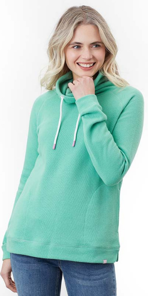 Nadia Sweatshirt in Green