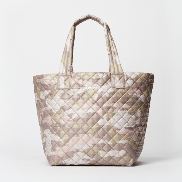 MZ Wallace Medium Metro Tote in Blush Camo
