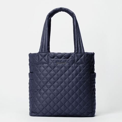 MZ Wallace Small Max Tote in Navy Dawn