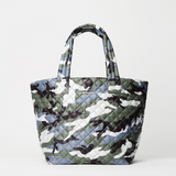 MZ Wallace Medium Metro Tote in Ocean Camo