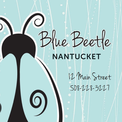 Blue Beetle Store Card