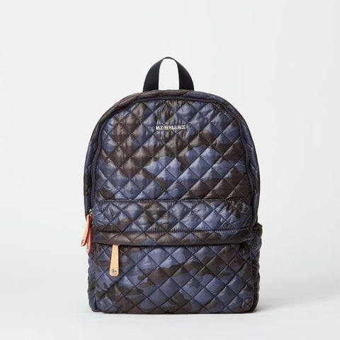 MZ Wallace City Metro Backpack in Blue Camo