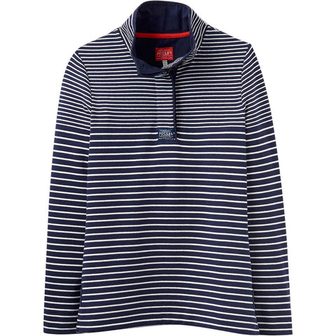 Cowdray Sweatshirt in French Navy Stripe by Joules