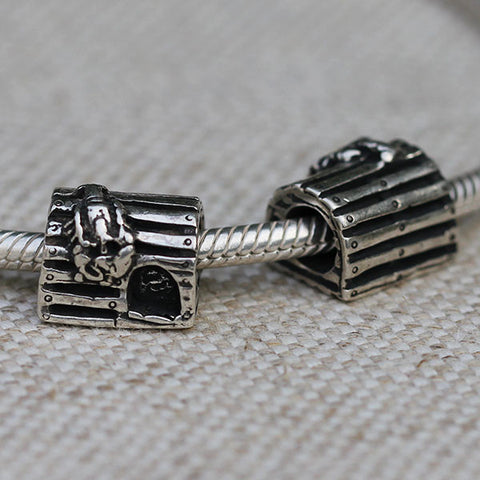 Lobster Trap Charm Bead