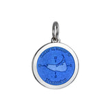Medium Nantucket Bracelet Charm in French Blue