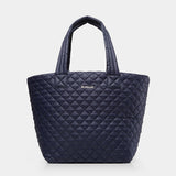 MZ Wallace Medium Metro Tote in Nay Dawn