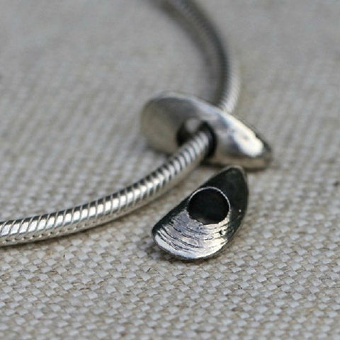 Mussel Charm Bead