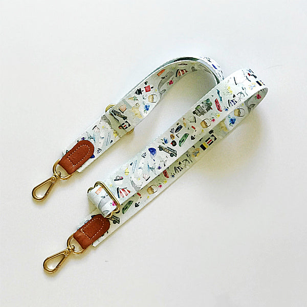 Nantucket Bag Strap by NJ x MH Designs