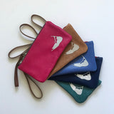 Nantucket Wristlet by Nancy Jakubik