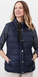 Bridgeford Reversible Quilted Vest in Heritage Green