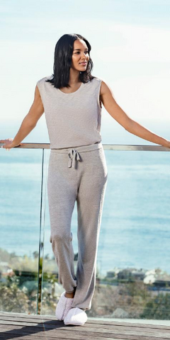 Ultra Lite Track Pant in Beachrock