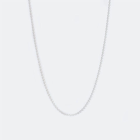 Sterling Silver Delicate Necklace Chain