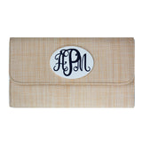 Monogram Avery Clutch