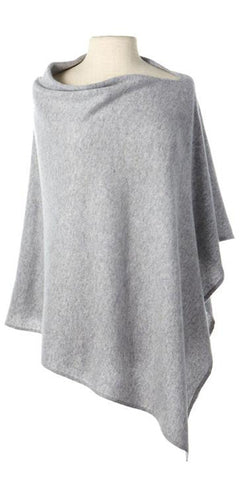 Cashmere Cape in Birch