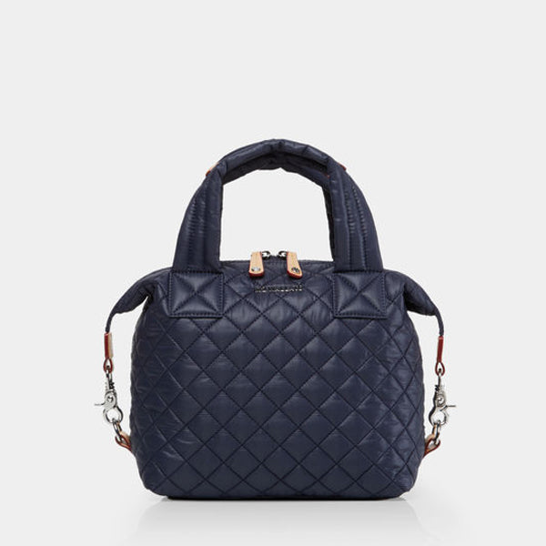 MZ Wallace Small Sutton in Navy Dawn