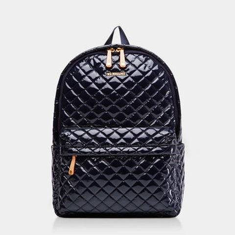 MZ Wallace Metro Backpack in Dawn Lacquer