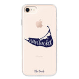 Nantucket Island iPhone Case