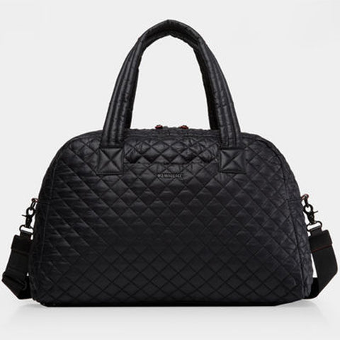 MZ Wallace Jim Bag in Black