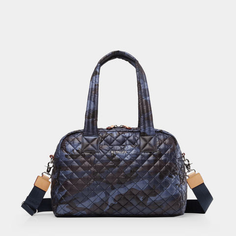 MZ Wallace XSmall JJ Bag in Blue Camo