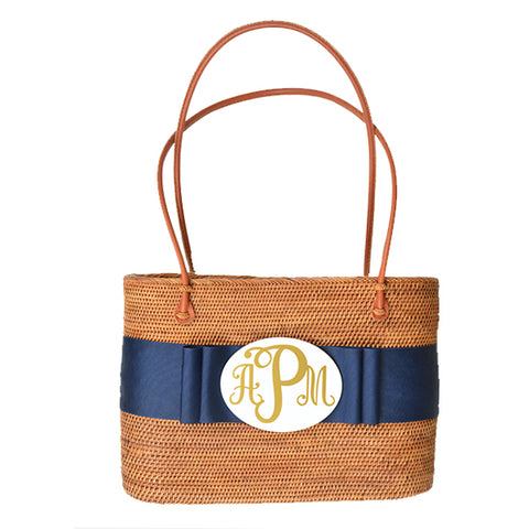 Monogram Large Charlotte Bag
