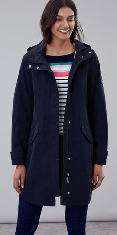 Loxley Waterproof Jacket in Navy by Joules