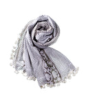 Maasi Dupatta in Greys