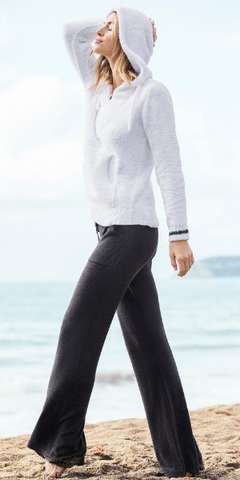 Ultra Lite Lounge Pant in Carbon