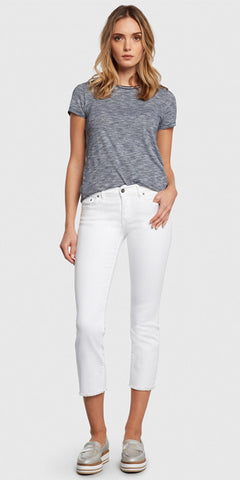 Optimist White Jeans
