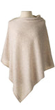 Cashmere Cape in Sand