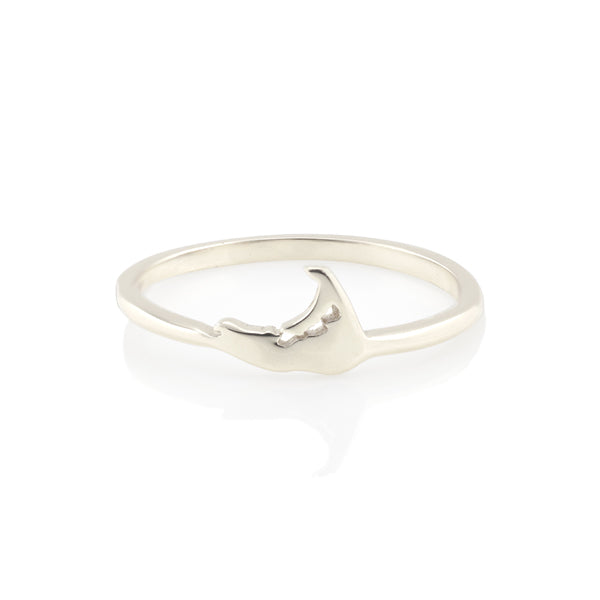 Nantucket Ring in Silver