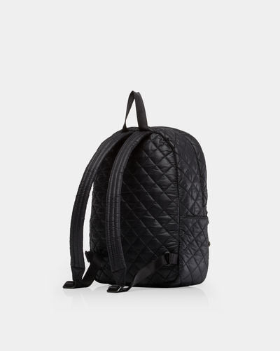 ec945c0900ab MZ Wallace Small Metro Backpack in Black – Blue Beetle