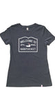 "Nantucket ""Let's Stroll"" Ladies T-Shirt"