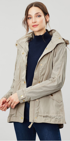 Swindale Jacket in Ivory
