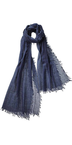 Alta Featherweight Cashmere Scarf in Twilight
