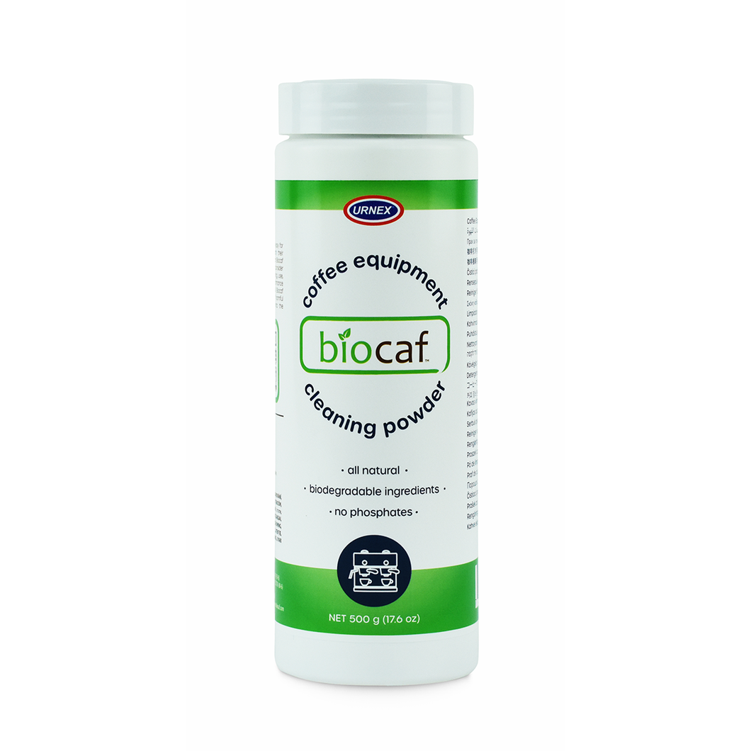 Biocaf Coffee Equipment Cleaning Powder