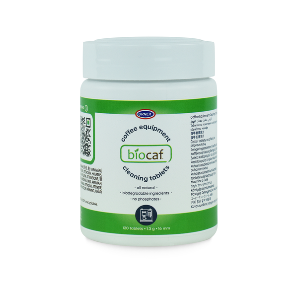 Biocaf Coffee Equipment Cleaning Tablets