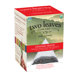 Two Leaves and a Bud Organic Orange Pekoe
