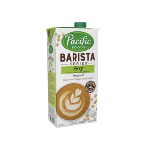 Pacific Barista Series Original Soy Milk (32 oz.)