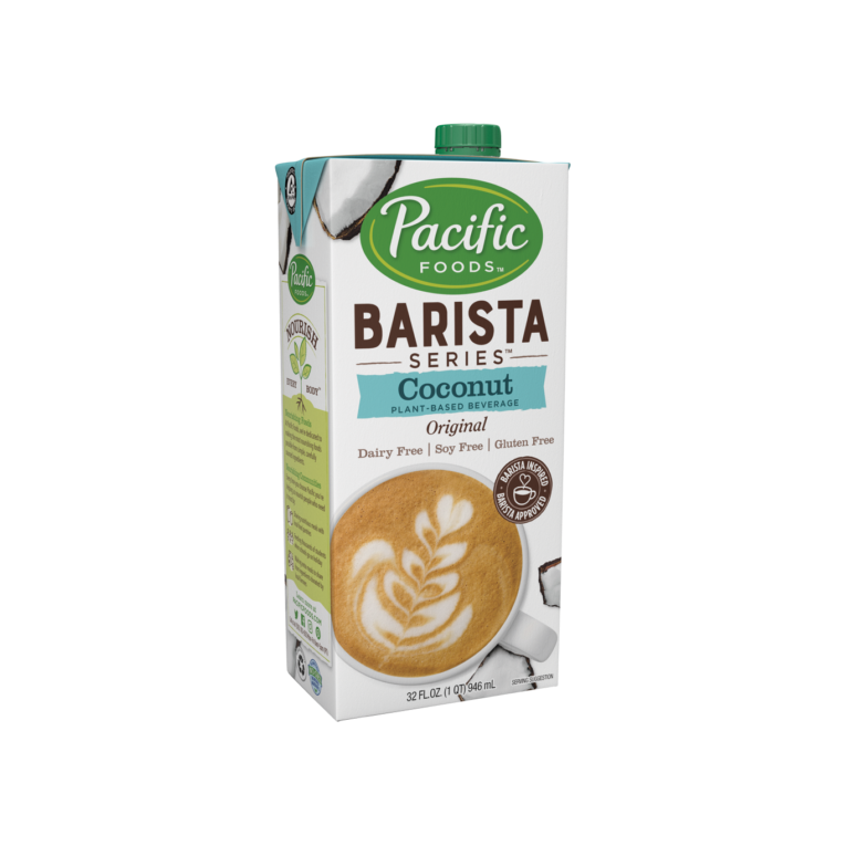 Pacific Barista Series Original Coconut Milk (32 oz.)