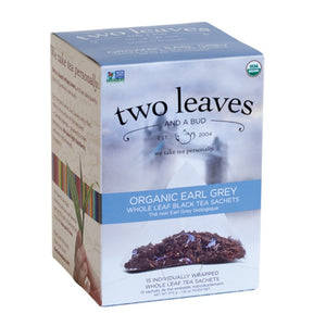 Two Leaves and a Bud Organic Earl Grey
