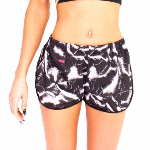 Ladies Running Shorts W0188