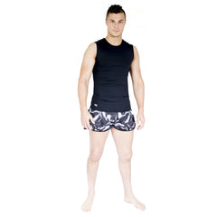 Men's Thunder Bolt Running Shorts W0189