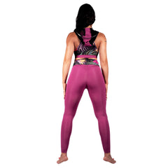 Coretta High Waist Compression Leggings W0217