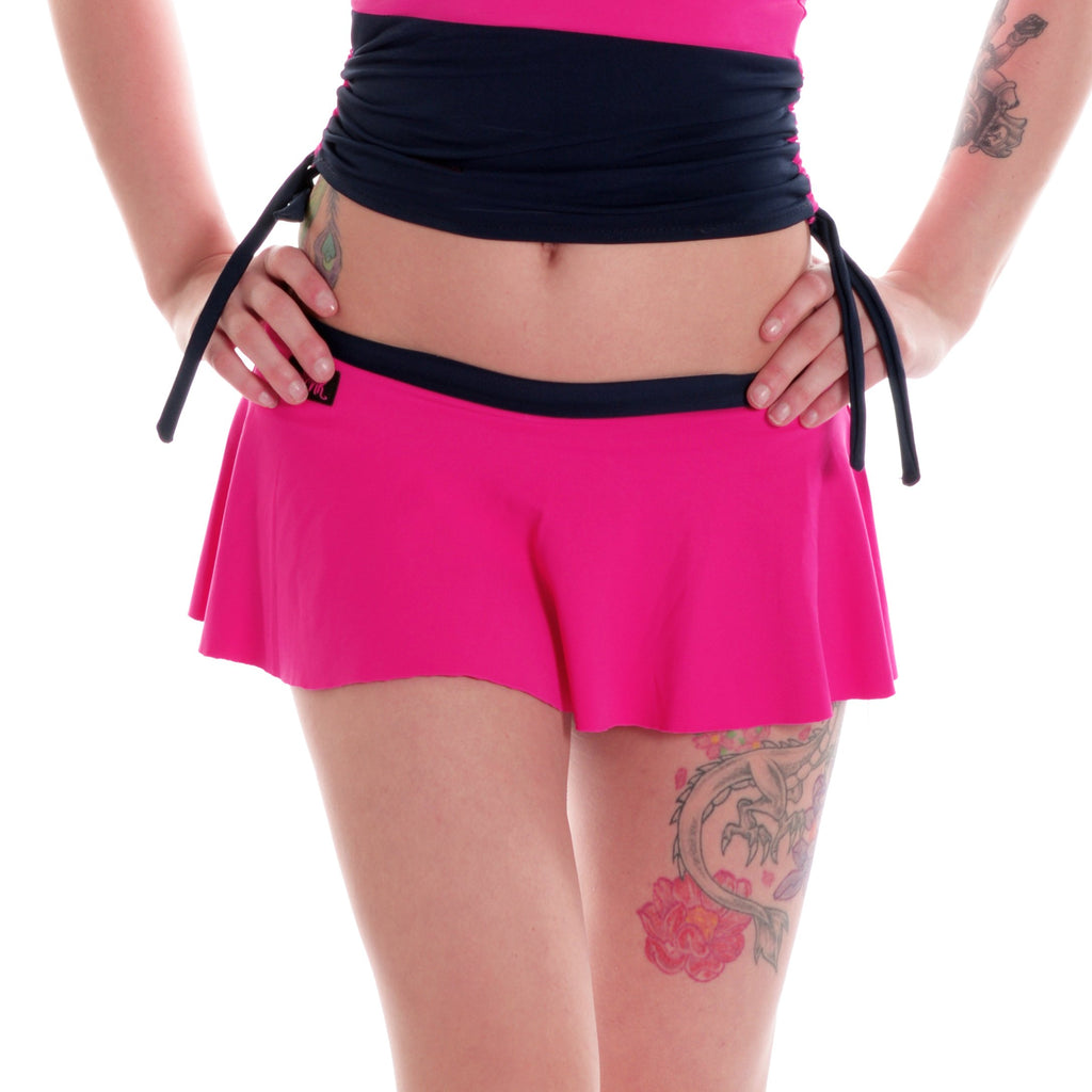 Wink Terri and Lisette Shorts X-Small, Black