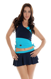 Drawstring Vest W0145 - various colours