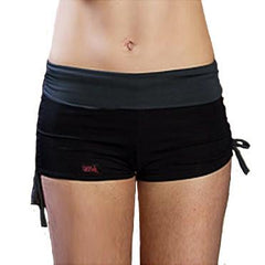 Men's and Ladies Drawstring Shorts with your Logo (minimum order 25)